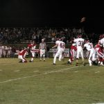 Bob Jones High School: 30 – Sparkman High School: 21 (Patriot's Kicking Game the Difference)