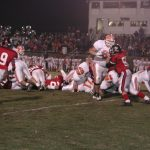 Bob Jones High School: 7 – Grissom High School: 21 (Patriots fall to Grissom in Region contest)