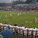 Hewitt-Trussville High School: 23 – Bob Jones High School: 0 (Bob Jones Falls Short in Muddy Opener)