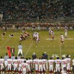 Grissom High School: 15 – Bob Jones High School: 10