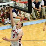 Bob Jones High School Varsity Basketball falls to Virgil I Grissom High School 52-57