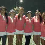 Bob Jones High School Girls Varsity Tennis beat Buckhorn High School 9-0