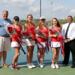 Bob Jones High School Girls Varsity Tennis falls to Gadsden City High School 3-6