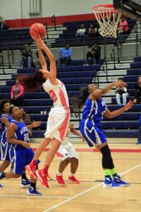 2015 Basketball vs TCHS
