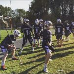 Bob Jones High School Boys Varsity Lacrosse beat Hewitt-Trussville High School 12-2