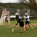 Bob Jones High School Boys Varsity Lacrosse beat Homewood High School 9-8