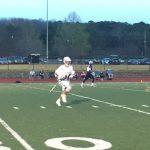 Bob Jones High School Boys Varsity Lacrosse falls to Randolph School 14-13