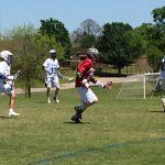 Bob Jones High School Boys Varsity Lacrosse falls to UMS-Wright 20-8