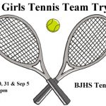 Bob Jones High School Girls Tennis Team Tryouts