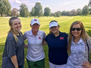 Women's College Golf Tournament Outing