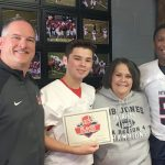 Jacob Fruehwald and Khalil Griffin – Remax Players of the Week against Mountain Brook