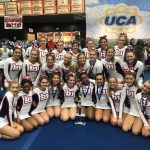 2nd in Super Varsity at UCA Southern Regionals