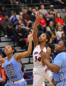2017-2018 Bob Jones vs. James Clemens – Girls 1