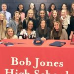 Karmahn Hall signs with Wallace State