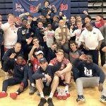 Boys Varsity Wrestling finishes 1st place at Dick Clem Invitational
