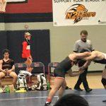 Boys Varsity Wrestling beats Hewitt-Trussville 53 – 13