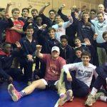 Boys Varsity Wrestling beats Vestavia Hills 37 – 26