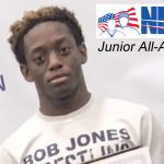 Toney is All-American!