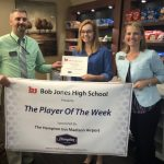 Hampton Inn Player of the Week – Georgie Karahalis