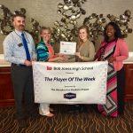 Hampton Inn Player of the Week – April Fields