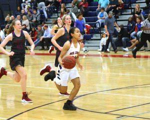 2018-2019 Girls Basketball BJHS vs HHS