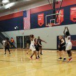 Girls Varsity Basketball falls to Sparkman 60 – 39
