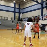 Girls Varsity Basketball falls to Austin 40 – 37
