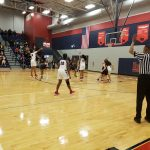 Girls Varsity Basketball falls to Austin 43 – 22