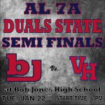 WRESTLING DUALS SEMIFINALS TONIGHT AT 6:00!!!