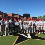 Patriots Fall to #1 Baylor, TN at Vanderbilt 5-4