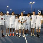 Boys Tennis – State Tournament Monday and Tuesday!