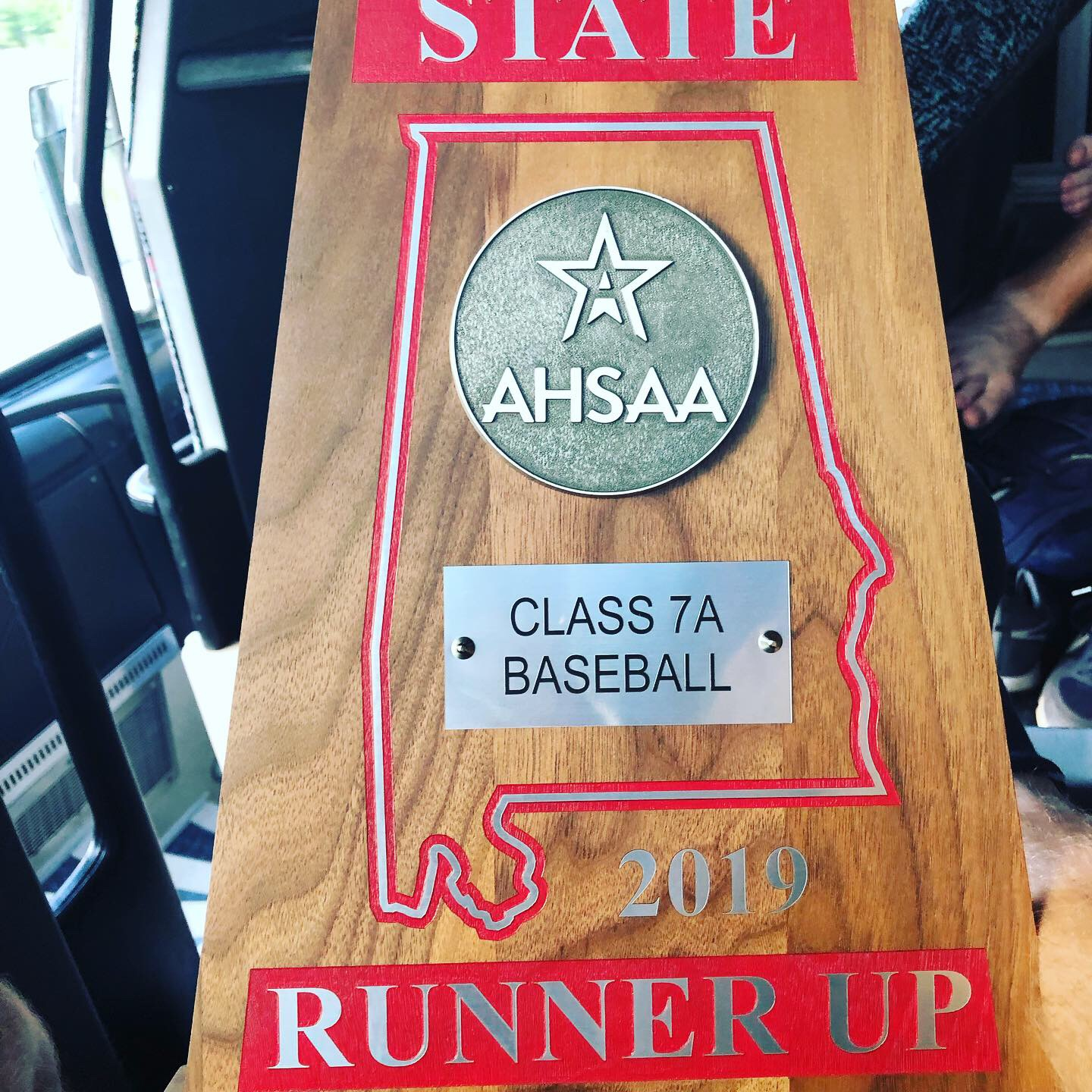 Patriots Finish as State Runner-Up for 2nd Time in School History