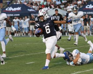 2019 Bob Jones vs James Clemens