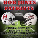 Friday Night Football at Hillcrest-Tuscaloosa
