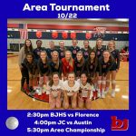 VOLLEYBALL AREA TOURNAMENT