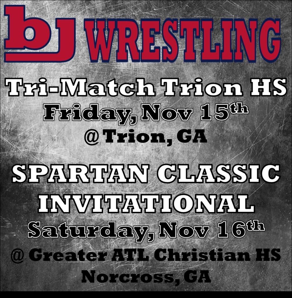 Big Weekend for Wrestling
