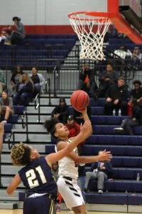 2019 Bob Jones vs Buckhorn – Girls
