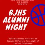Basketball vs Sparkman – Alumni Night