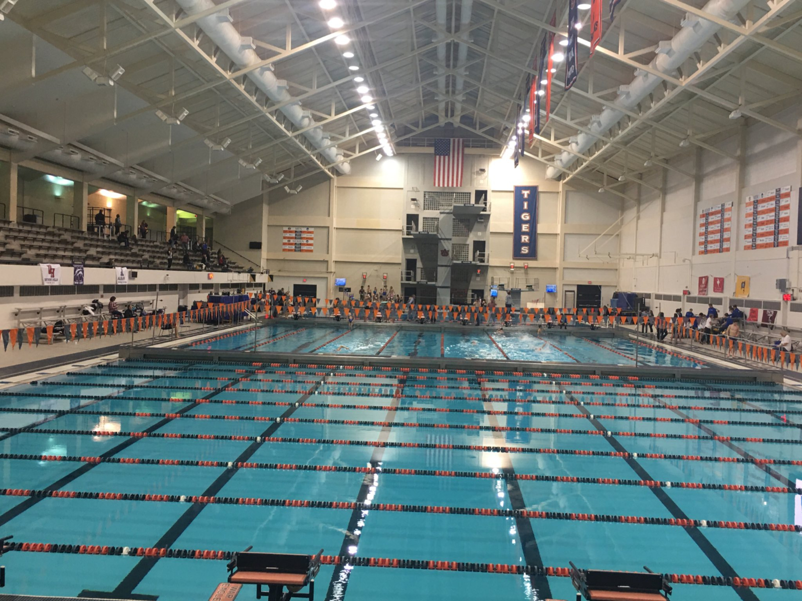 Swim and Dive AHSAA State Meet – Today and Tomorrow