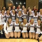 Competition Cheer Places Third at State