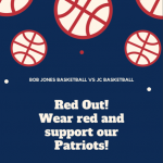 Basketball vs James Clemens TONIGHT!
