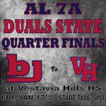 7A Wrestling Duals Quarterfinals