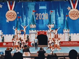 Competition Cheer Spring 2020