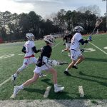 Boys Varsity Lacrosse falls to Hoover 15 – 10