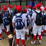 Patriots Win Two by Mercy Rule