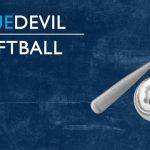 Blue Devils softball postponed 4-24-14