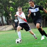 Blue Devils Boy's soccer falls at Hingham