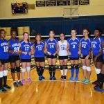 Lady Blue Devils lose to Raiders!