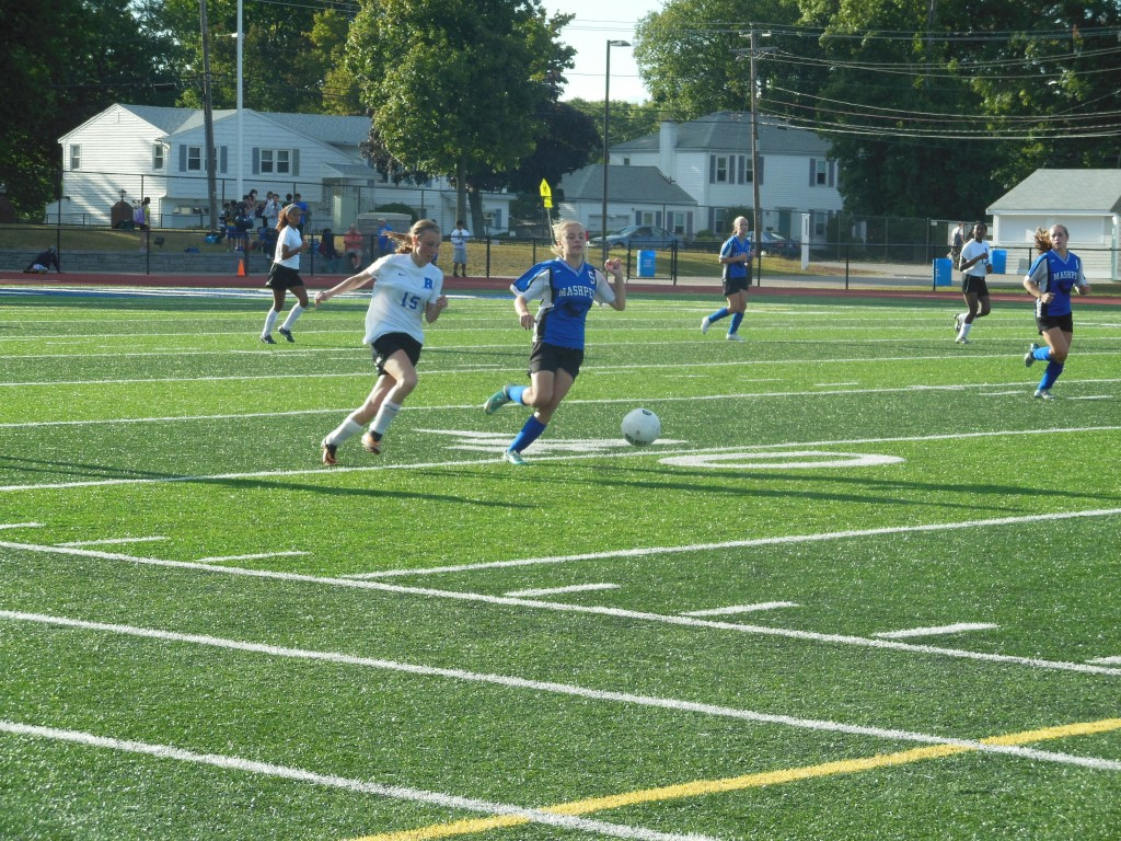 Girls Soccer Tryout / Practice