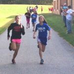 Middle School X-Country program puts best foot forward